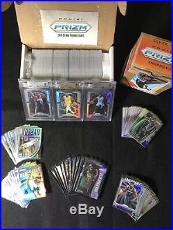 2019-20 Panini Prizm Silver 400 Card Master Set-Zion Ja Lebron Mint All Inserts