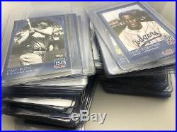 2019 Topps 150 Years of Baseball Complete Set! All 132 Cards with Checklist