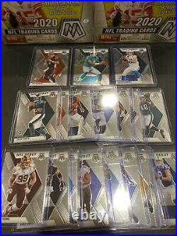 2020 Mosaic NFL Complete Set #s 1-300 Base Set with ALL ROOKIES TOP-LOADED