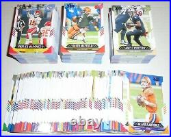 2021 Score complete set 1-400 + all 6 retail insert sets 500 cards -Lance Fields