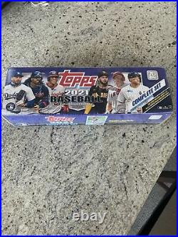 2021 Topps Baseball Complete Set Factory Sealed Purple Target All Rookie Cards