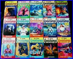 62 Complete Set Goosebumps All Original Series Books! By Rl Stine