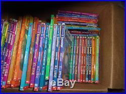 62 Goosebumps COMPLETE SET Books-R. L. Stine -all Original covers