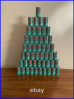 7 UP Complete Set (of all 50 states) of Bicentennial 1976 Tin Cans Mint NOS