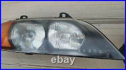 96-99 BMW Z3 M Coupe Roadster Original Headlight Assy Set Pair with all tabs