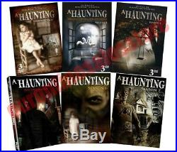 A Haunting Original Series Complete All 1-7 Seasons DVD Set Collection Episodes