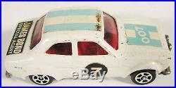 ALL ORIGINAL CORGI ROCKETS OHMSS D978 JAMES BOND GIFT SET 007 1969 Lazenby Rigg