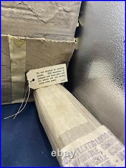 AMERICAN FLYER S GAUGE SET # 5640TBH EL CAPITAN SANTA FE 472 All Original Insert