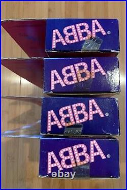 Abba Dolls Original 1978 Matchbox Dolls All Original Best Set Seen On Ebay