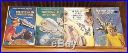 All 33 Lot Tom Swift Jr 33 Book Complete Set Victor Appleton II Very Fine Set