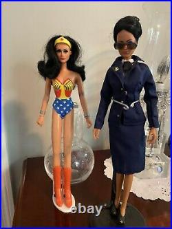 All 4 Original Mego Wonder Woman Set+1