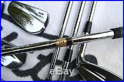 All Original Titleist 670 3-PW Forged Muscle Back MB Iron Set L@@K DG S300