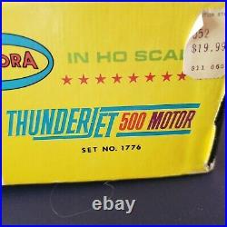 Aurora All-American Hill Climb Original HO Slot Car Set (see Description)