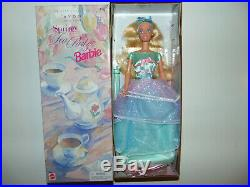 Avon Barbie Doll Lot Of 9 ALL DIFFERENT Winter/Hollywood/P. F. E. /Blonde SET