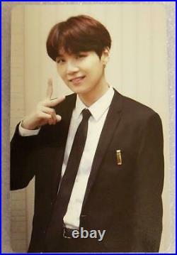 BTS ALL Photocard MEMORIES 2018 Official SUGA V JUNGKOOK RM JIN JIMIN J-HOPE Set