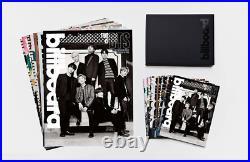 BTS Billboard Korea Limited Edition Box Set Official Book Magazine All Set