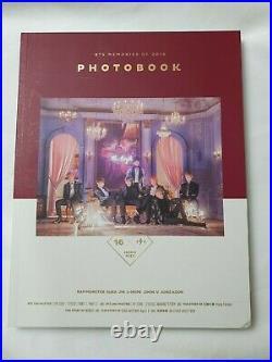 BTS Memories of 2016 Full Set FIRE Photo CARD (ALL MEMBER)
