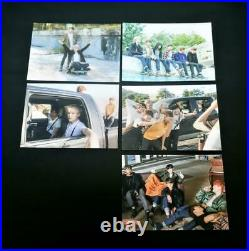 BTS OFFICIAL PHOTOCARD Butterfly Dream EXHIBITION LIMITED VERY RARE ALL SET