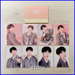 BTS Official MD MUSTER 4th Mini Photo card all set Jin Happy Ever After