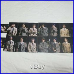 BTS Official Public Broadcast PhotoCard Map of the Soul 7 ON All set
