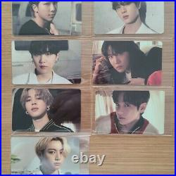 BTS Official The Best of Bangtan Preorder Gift Photo Card
