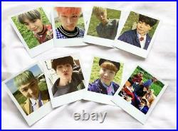 BTS YOUNG FOREVER Polaroid Photocard All Members Complete set HYYH Bangtan