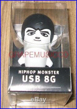 Bangtan Boys Bts Hiphop Monster Character Goods 7 All Usb Figure Set New