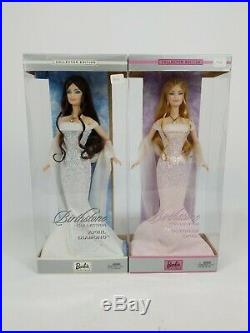 Barbie Birthstone Collection Complete Full Set 2002 All 12 Months New In Box