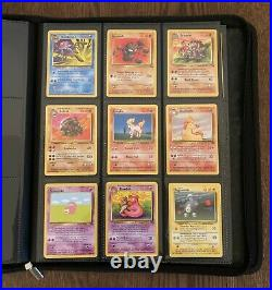 Best Complete 151 Pokemon Cards Collection Set All Original Base Jungle Fossil
