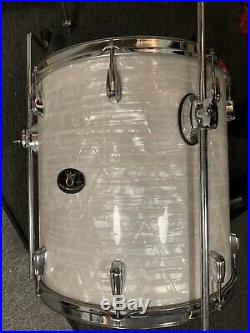 Buddy Rich Company Drum Set Rare 2008 4 Pc Drums Hard To Find ALL ORIGINAL