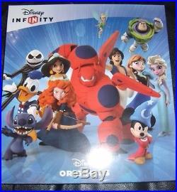 COMPLETE DISNEY INFINITY 2.0 Originals & Marvel Power Disc Plus 1.0 all 147 +TRU