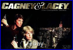 Cagney & Lacey Complete TV Series (ALL 125 EPISODES+ PILOT + MOVIES) NEW DVD SET