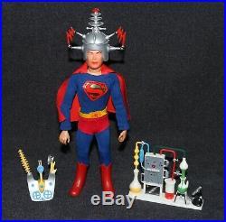 Captain Action Ideal 1967 Set ACTION BOY SUPERBOY Superman ALL Original
