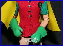 Captain Action Ideal 1967 Set Batman Pal Robin Action Boy ALL ORIGINAL B