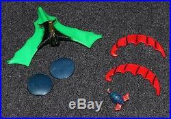 Captain Action Ideal 1967 Set Batman Pal Robin Action Boy ALL ORIGINAL Complete