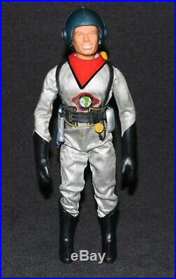 Captain Action Ideal 1967 Set Buck Rogers ALL ORIGINAL