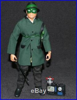 Captain Action Ideal 1967 Set Green Hornet Figure ALL ORIGINAL