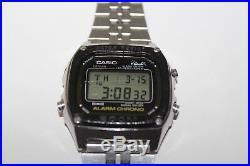 Casio DW-1000 3 WATCH SET all original EXCELLENT CONDITION Rare! 280 module