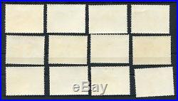 China 1960 Goldfish Genuine Full Set, all stamps MNH Original gum