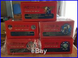 Code 3 FDNY 164 Heavy Rescue Set with Display Case all original packaging. 2004