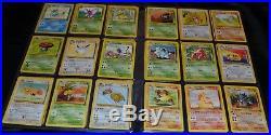 Complete Full Original Jungle Set All # 64/64 Pokemon Trading Cards TCG Game