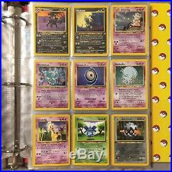 Complete Original 2nd Generation Set All #152-251 Pokemon TCG