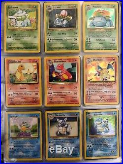 Complete Set Of PLAYED Pokemon Cards ALL 151 / 150 Original Cards