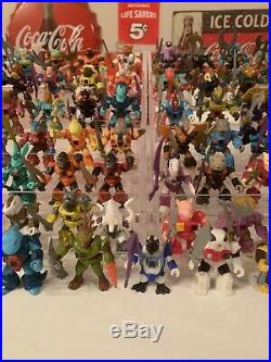 Complete Set Of Series 1-3 Battle Beasts All Weapons & Original Rub & Variations