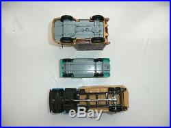 Corgi Gift Set 14 Daktari Land Rover Set VnrMint Boxed withall figures original