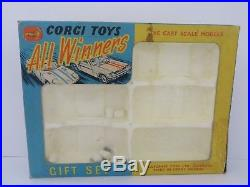 Corgi Gift Set 46 All Winners Die Cast Empty Original Box