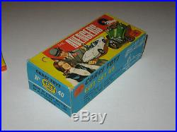 Corgi Toys Gift Set No. 40 The Avengers Complete All Original Set NM In Box