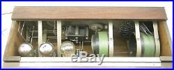 Cutting & Washington 11A Battery Regen Set, 1924, Very Clean All Original