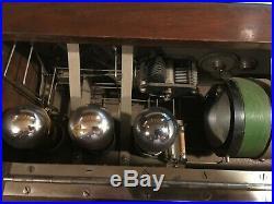 Cutting & Washington 11A Battery Regen Set, 1924, looks to be All Original nice