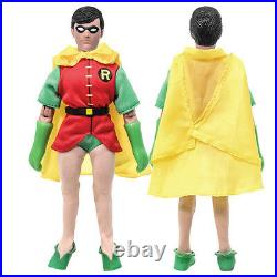 DC Comics Teen Titans Series 2 Retro Style Action Figures Set of all 4